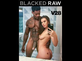 Черное Золото 28 с участием Alex Coal, Bunny Colby, Lana Rhoades, Oxana Chic \ Blacked Raw V28 (2020)