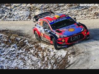 Michelin wrc rally monte-carlo 2019