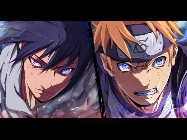 Test and Recognize Seekae Naruto vs Sasuke Naruto AMV
