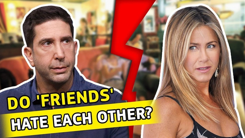 'Friends' Cast: Where Are They Now?   ⭐OSSA
