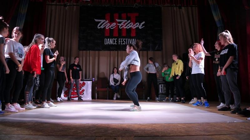 Hit The Floor vol 4 dancehall beginners 1 4 Aser win vs Vi