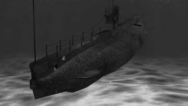 СЕМЬ ФУТОВ ПОД КИЛЕМ После того, как Германия во Второй Мировой захватила Францию, французский флот перестал существовать. В Тулоне, 27 ноября 1942 года он был затоплен по приказу Адмиралтейства