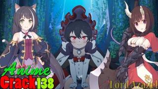 Аниме Приколы #138   Anime Crack #138    Смешные моменты из аниме ( Лоли - это как смысл жизни !)