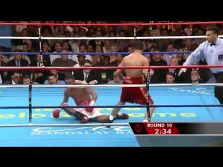 Лучший раунд в истории бокса