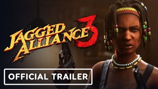 Jagged Alliance 3 - Official Trailer