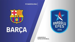 FC Barcelona - Anadolu Efes Istanbul Highlights | Turkish Airlines EuroLeague, Championship Game