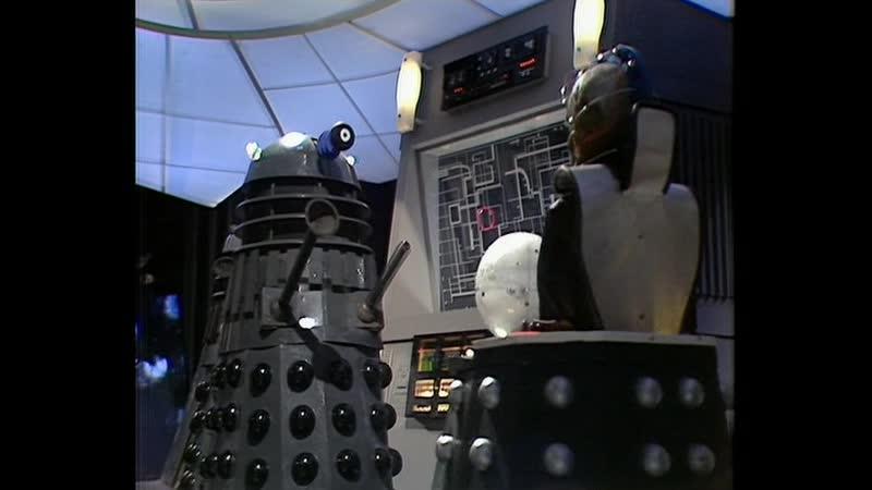 Классический Доктор кто Предназначение далеков Эпизод четвертый DVO RedDiamond Studio