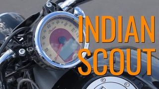 INDIAN Scout: АНТИСПОРТСТЕР? #МОТОЗОНА №63