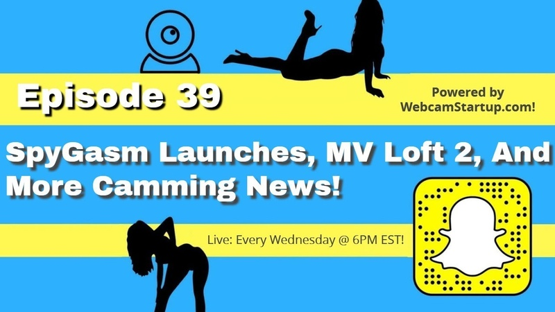Podcast 39 SpyGasm Launches MV Loft Season 2 and More