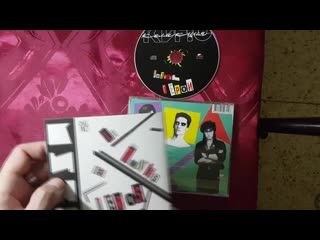 Авторский обзор Vlad Segal Распаковка и обзор дисков BOX 15 CD Виктор Цой рок-группа Кино