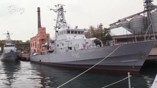 Знайомство з катерами «Старобільськ» та «Слов'янськ»