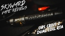ОБЗОР CRIUS 2 DUAL COIL RTA BY OBS РОЗЫГРЫШ ОТ HEAVENGIFTS
