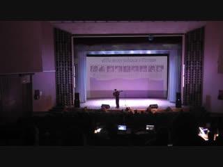 04 -11-2018  Александр Бахтин  народный вокальный коллектив русской песни Славянский круг.
