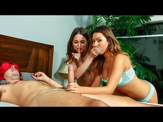 Brazzers Melissa Moore, Riley Reid - Almost Sisters: Remastered | Teen Petite Threesome Squirt 69 Porn Порно Инцест