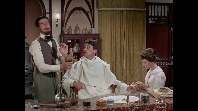 Приключения Арсена Люпена Les aventures d'Arsène Lupin 1957 режиссер Жак Беккер