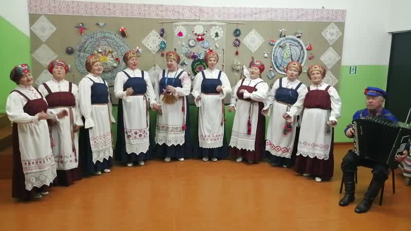 Народный ансамбль коми пермяцкой песни Ниримдор