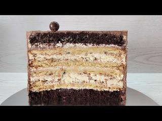 вкуснейший торт КРЕЩАТЫЙ ЯР! Подробно! Ручным миксером!
