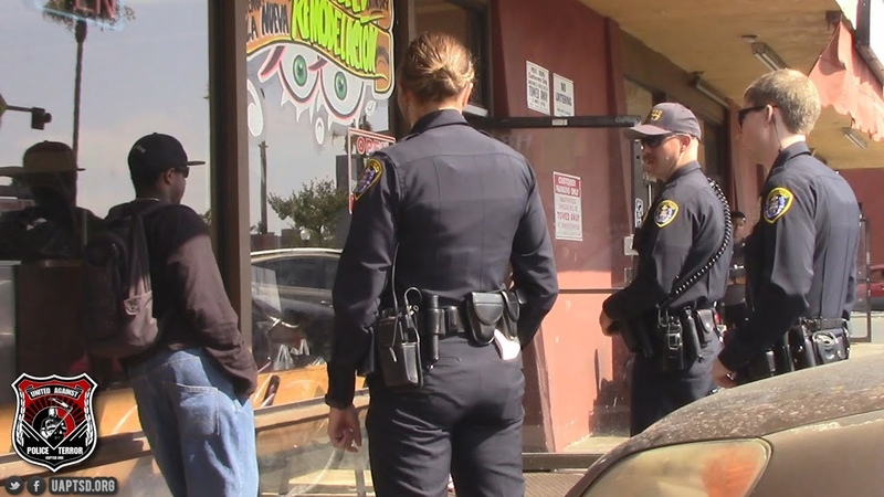 Copwatch Wrong Black Man Fit The Description No Suspect Located