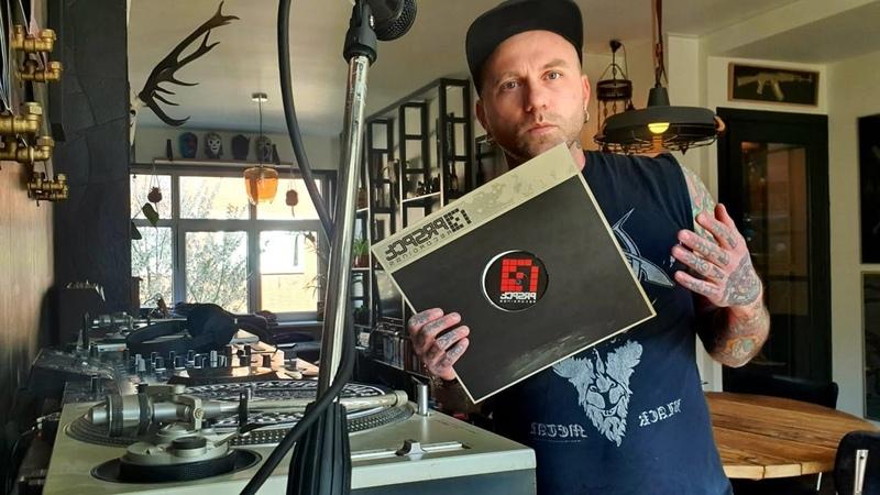 Thrasher Live Oldschool Drum Bass Vinyl Stream Part 1 @ Rotterdam 24 03 20