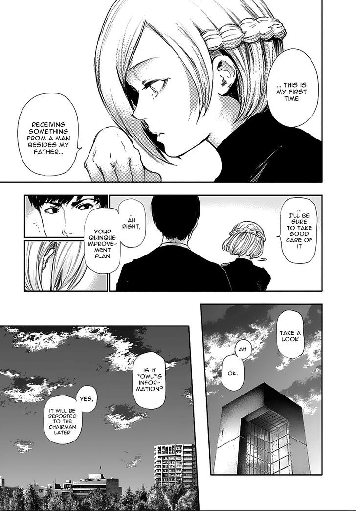 Tokyo Ghoul, Vol.12 Chapter 121 Bull's Eye, image #12