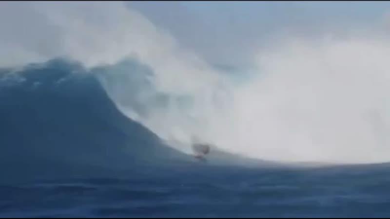 Patri at Jaws