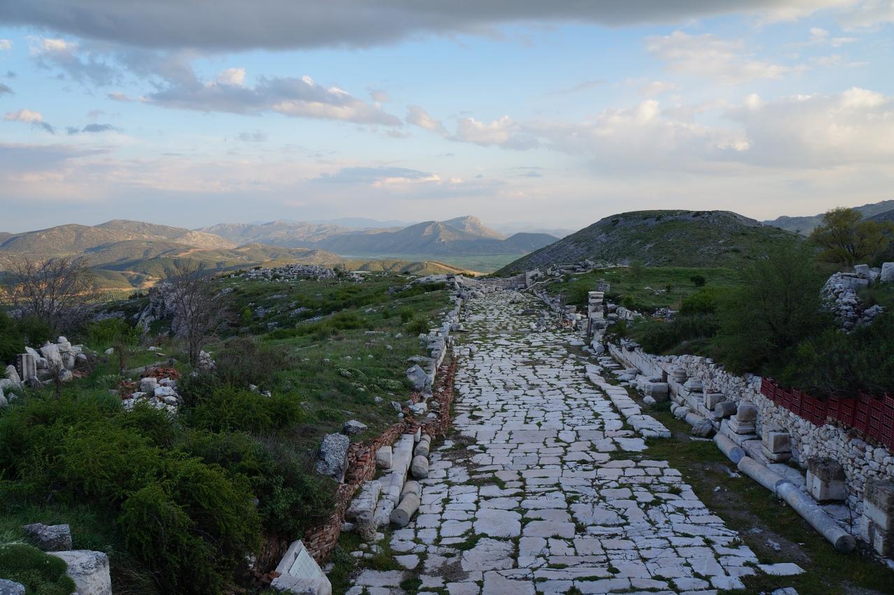 Древний город Сагалассос в горах близ Антальи город, города, Далее, Сагалассоса, Сагалассос, Агора, очень, здесь, Нижний, неплохо, нашей, честь, дороге, городов, именно, театр, Верхний, римские, ветераны, место