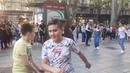 Tbilisi 1.06.2019 Кришнаиты и Танцы в центре Тбилиси 1 июня 2019. საქველმოქმედო კონცერტი