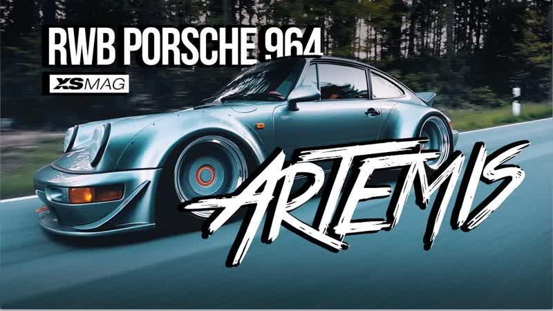 RWB Artemis XSRWB Rauh Welt Begriff Porsche 964 Akira Nakai