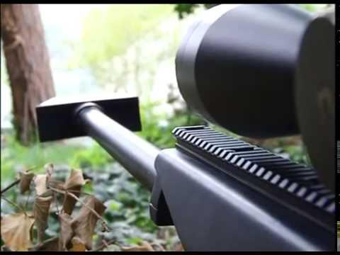 12.7 mm Rifle PDShP 12.7 მმ კალიბრის სნაიპერული შაშხანა პდშპ