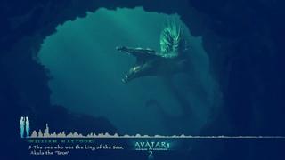 Аватар 2 (Джеймс Кэмерон) | Фанатский Саундтрек - William Mary took (Feat Daisy Meadow)