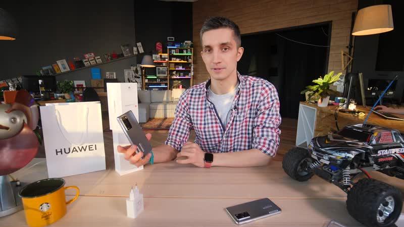 808 Обзор Huawei P40 Pro Полный Комплект смотреть онлайн без регистрации