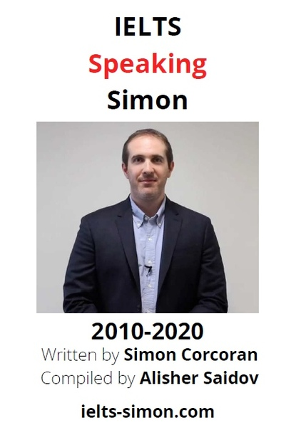 corcoran simon ielts speaking 20102020