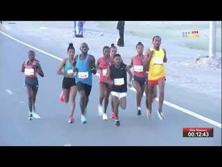 Ras Al Khaimah Half Marathon 2019 + European 21k NEW RECORD