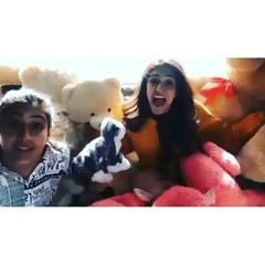 """Sunita khuttan on Instagram: """"Cuties @iam_ejf @officialsurbhic  #surica 💞😍 #ejf #surbhichandna #ericajfernandes #ericafernandes #supergirl #wonderw..."""