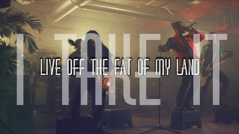 Face Without Fear My Parasite Official Lyric Video Tripp Eisen formerly of Static X