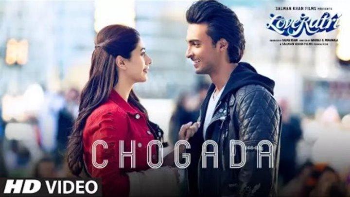 Chogada Video Song ¦ Loveratri ¦ Aayush Sharma ¦ Warina Hussain ¦ Darshan Raval, Lijo-DJ Chetas
