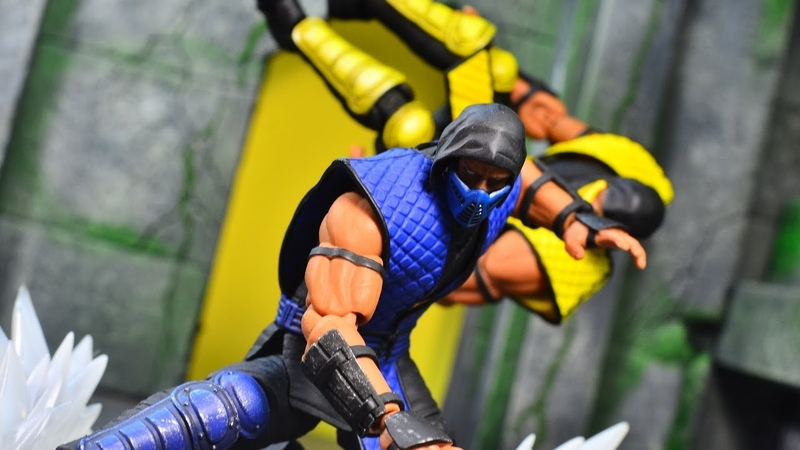 Storm Collectibles 1 12 Scale Mortal Kombat Sub Zero Review