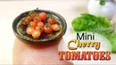 How To Mini Cherry Tomatoes Tutorial Miniature Tomato Cane sugarcharmshop.dk