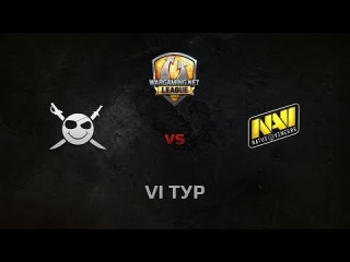WGL GS CORSA vs NAVI 1 Season 2014 Round 6 []