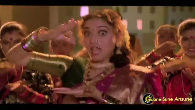Main Kolhapur Se Aayi Hoon _ Sadhana Sargam _ Anjaam 1994 Songs _ Madhuri Dixit