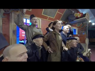 Экскурсия по «Поезду Победы» в формате 360º
