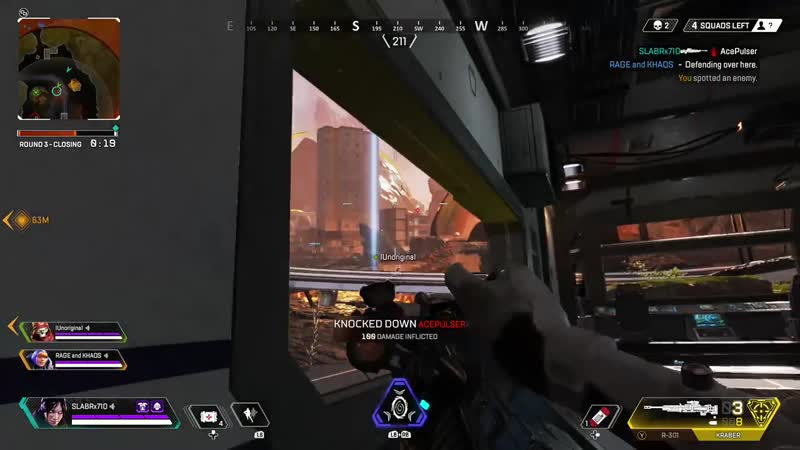 Checking beacons late game is risky business, always make sure you have a team mate covering you while you're so exposed.