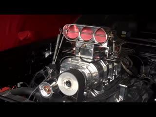 Dodge Charger [1970] Supercharger V8 Song