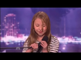 Анна Грейсман (Anna Graceman) -  America's Got Talent
