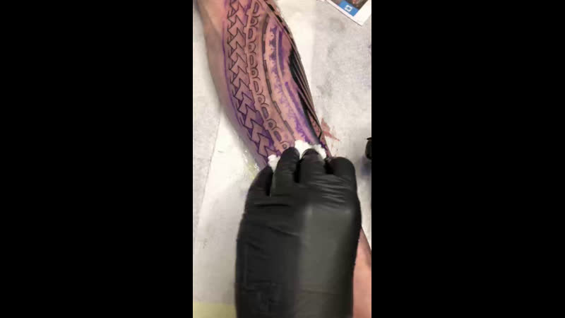 Live: STUDIO TATTOO SOKOL-ART тату в Костроме