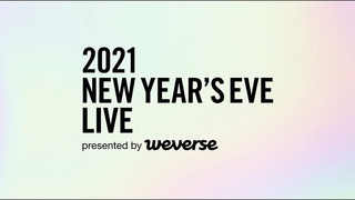 201224 [2021NYEL] 2021 NEW YEAR'S EVE LIVE Happy Holidays Message