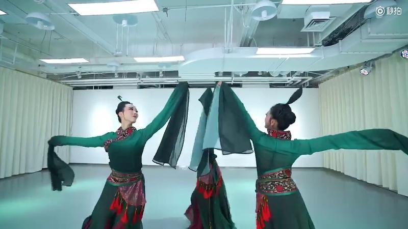 [Tôn Khoa Vũ Đạo - Đạp Xuân] 孙科古典舞:踏春