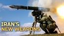 Iran Creates Rocket Launcher, Anti-Tank Missile