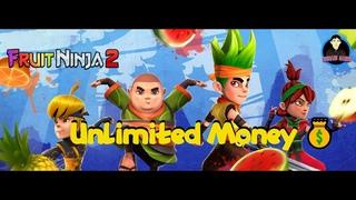 FRUIT NINJA 2 MOD APK   DOWNLOAD APK FRUIT NINJA UNLIMITED MONEY 💰   free on android     ✅