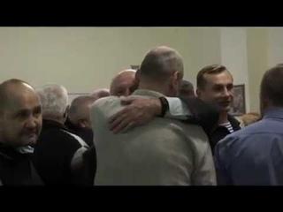 Юбилей полка -45 лет